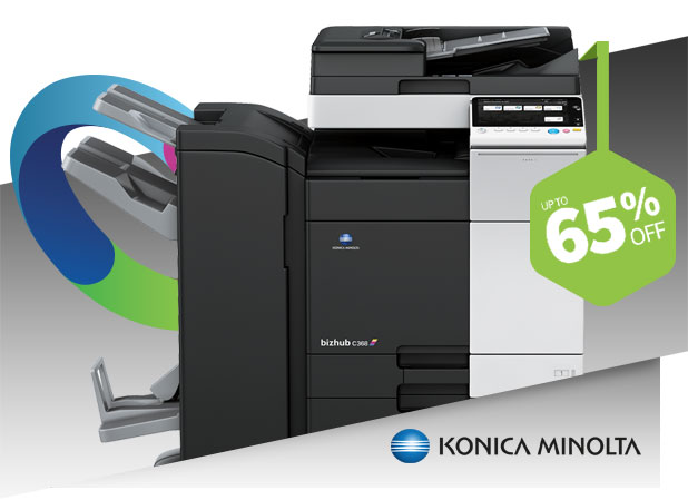 Konica Minolta Photocopiers London